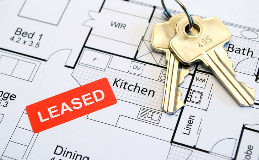 Lien Filing on Forfeited Leased Properties