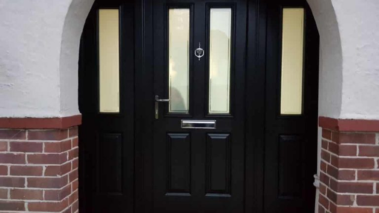 The safety of a Composite door
