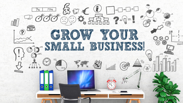 What Are You Doing to Grow Your Small Business?
