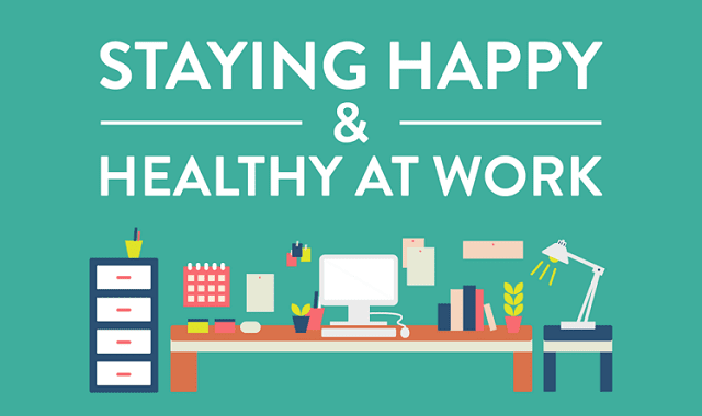 4 Keys to a Healthy & Happy Work Environment